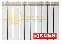 Биметаллический радиатор KOER 500х100