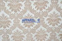 Мебельная ткань Renuar VENZEL WHITE жаккард (производство Аппарель)