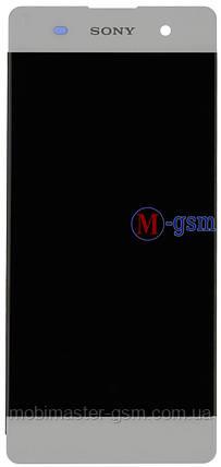 Lcd модуль Sony F3112 Xperia XA / F3111 / F3113 / F3115 / F3116 Dual белый, фото 2