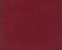 Мебельная ткань велюр AL-719   10 WINE (производитель  Bibtex)