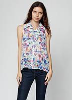 8131 Блуза женская бирюзовая: imprezz.com.ua