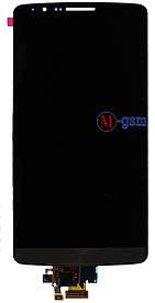 Дисплейный модуль LG D690 G3 Stylus черный