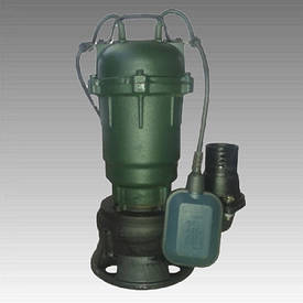 Насос дренажно-фекальний Rona WQD-10 1,1 кВт; h=12м; 160 л/хв