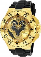 Мужские кварцевые часы Invicta 18557 Инвикта дайвер водонепроницаемые швейцарские для дайвинга