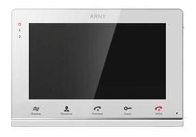 ARNY AVD-710MD цветной видеодомофон