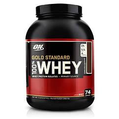 Протеин 100% Whey Gold Standard (2,27 кг) Optimum Nutrition