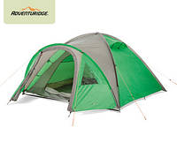 Палатка с тамбуром 4 местная,Adventuridge