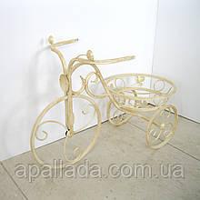Велосипед кашпо, 63*46*28 см