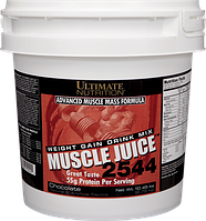 Гейнер Muscle Juice 2544 (6 кг) Ultimate Nutrition