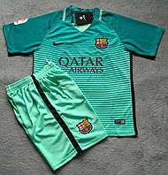 Детская игровая форма Nike FC Barcelona  2016-17