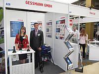 Участие ООО-НПП «Укргазгеоавтоматика» в выставке в Одессе