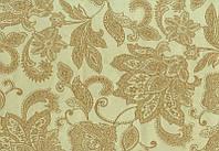 Мебельная ткань Подиум голд жаккард (Производитель Мебтекс)