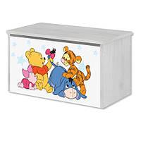 Ящик для игрушек Винни Пух и друзья Baby Boo 100051
