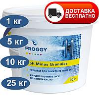 """Средство для понижения уровня pH в гранулах Froggy """"pH-minus Granules"""""""