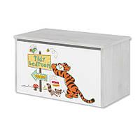 Ящик для игрушек Тигруля Baby Boo 100052