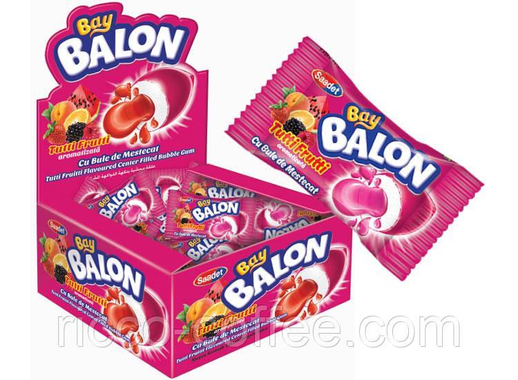 Жевательная резинка Bay Balon 6 гр 40шт Saadet
