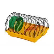 Клетка Бунгало 1 для грызунов 22х33х20 Лори