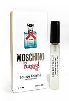 Женский мини-парфюм с феромонами Moschino Funny (Москино Фанни), 10 мл