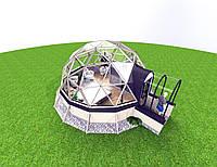 Проект мини дома Sky light.