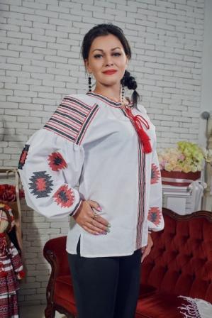 Жіночі вишиті сорочки та блузи c7774e54ce9ce