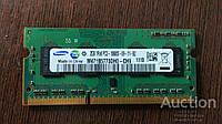 Оперативная память SAMSUNG 2Gb DDR3 1333MHz SODIMM