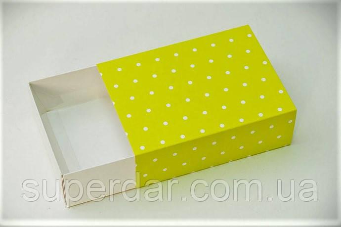 Упаковка для макарон и др. изделий, 115х155х50 мм., дизайн 15