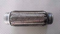 Гофра глушителя Daewoo, Chevrolet - Walline 50х230 (3-х слойная, длинный фланец)