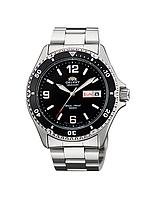 Мужские механический часы Orient FAA02001B9 Mako II Ориент дайвер водонепроницаемые швейцарские для дайвинга