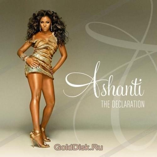 CD- Диск.  Ashanti - The Declara