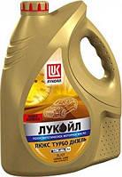 Моторное масло Лукойл LUXE Турбо Дизель 10w40 5л CF