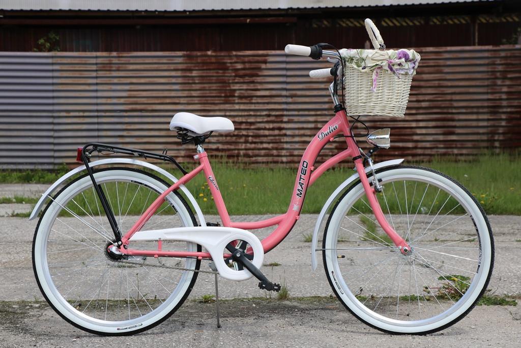 2ee8146a3b9248 Купить Велосипед Mateo Dalia 26 Nexus 3 Pink Польша с доставкой по ...