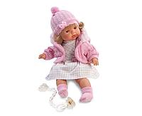 Llorens - кукла девочка Lidia, 38 см