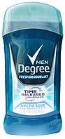 Мужской дезодорант стик,Degree fresh deodorant (85 g) USA