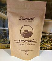 Кофе растворимый ароматизированный Caramel Buencafe  (карамель)  100% Колумбийская арабика сублимированный