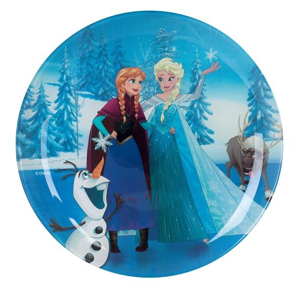 Disney Frozen Winter Magic Дитяча тарілка десертна 20 см Luminarc L7466