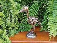 """Коллекционная статуэтка Veronese """"Скелет птицы"""" в стиле Стимпанк WU76846A4"""