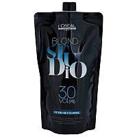 B-Studio Nutri Developer 9% - Питательный кремовый проявитель для осветленных волос, 1000 мл