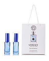 Парфюм 2 по 20 мл в подарочной упаковке Versace pour Homme для мужчин