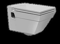 Унитаз подвесной Turkuaz Mona 018000 с крышкой из дюрапласта
