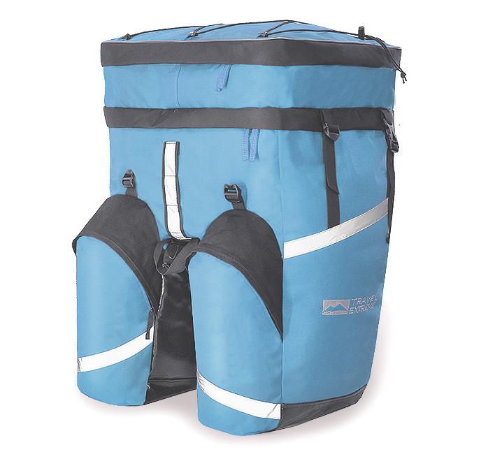 Велобаул Travel Extreme MONO объем 75 литров