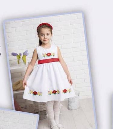 """Платье """"Мак"""", фото 2"""