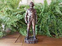 """Коллекционная статуэтка Veronese """"Воздухоплаватель"""" в стиле Стимпанк WU76828A4"""
