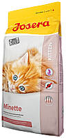 Josera (ЙОЗЕРА) MINETTE - корм для котят, 10кг