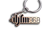 "Брелок ""DJFM"""