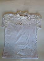Нарядная блузка для девочек от 140 до 176 см рост.