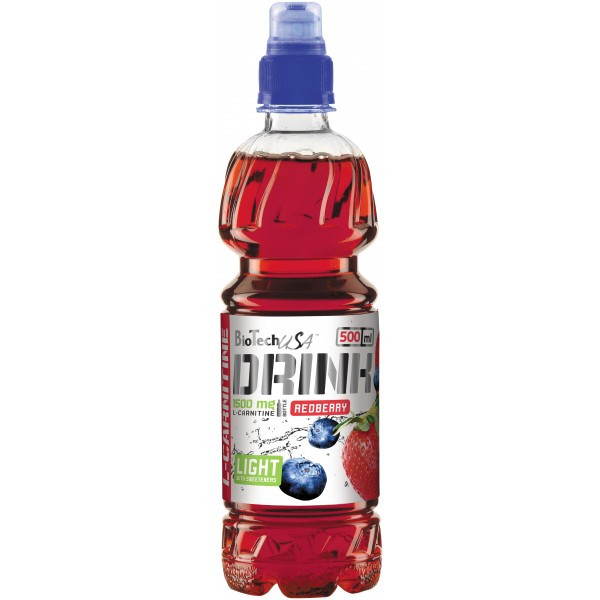 Напиток 1500 mg L-Carnitine Drink (500 мл) BioTech USA