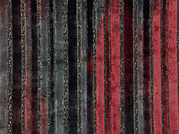 Мебельная ткань велюр  CASTEL RED-1 (производитель  Bibtex)