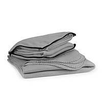 Плед с подушкой флисовый  с логотипом