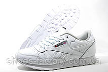 Женские кроссовки Reebok Classic Leather, White (Med Diamond), фото 3
