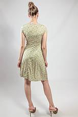 Платье женское летнее приталенное повседневное цветное маленький размер Rinascimento, фото 3